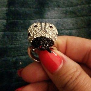 Park Lane Jewelry - Ladybug ring